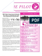 The Pilot -- April 2012 Issue