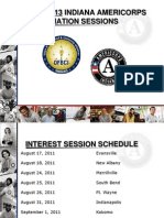 Americorps Information Session