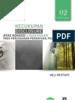 Heli Restiati - Disclosure Laporan Keuangan Perusahaan Kehutanan