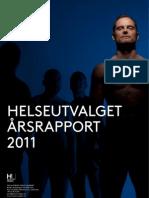 Helseutvalget Årsrapport 2011