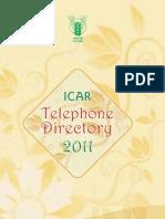 ICAR Directory 2011