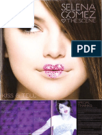 Selena Gomez - Kiss & Tell [iTunes Digital Booklet]