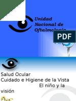 Salud Ocular. Cuidado e Higiene de la Vista