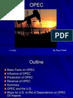 OPEC Presentation