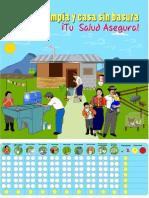 Calendario Afiche de Tracoma