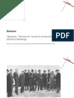 Design Bauhaus