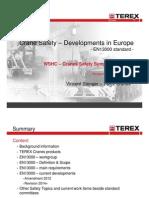 Developments in Crane Safety