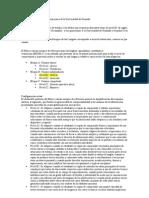 El examen de ingés en las oposiciones de la Universidad de Granada