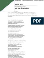 Gedicht_Günter Grass
