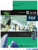 Fuji Frenic Eco Drives