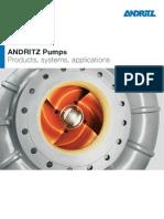 Oi-Andritz Centrifugal Pumps Portfolio En