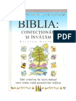 Biblia- Confectionam Si Invatam