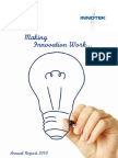 InnoTek Limited 2010 Annual Report
