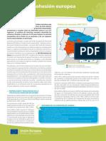 Política de cohesión europea en España (Es)/ European cohesion policy in Spain (Spanish)/ Europako kohesio politika Espainian (Es)
