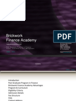 Brickwork Finance Academy