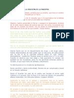 LA ORACIÓN DE LA MAESTRA (1) Acto lunes 09-04