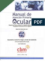 Manual de Atención Primaria Ocular