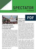 Civil Spectator September-December