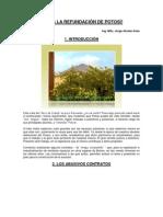 Hacia la refundación de Potosí