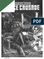 GW - Advanced Space Crusade - Rulebook