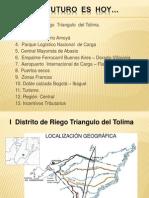 13 Megaproyectos Para El Tolima