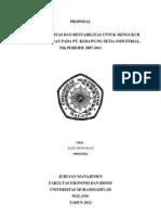 Proposal Metode Penelitian