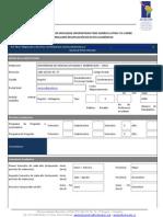 UNIVERSIDAD DE CIENCIAS APLICADAS Y AMBIENTALES - UDCA - Datos Académicos