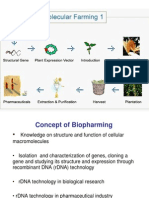 Biopharming Training