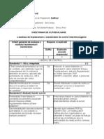 CHESTIONAR AUTOEVALUARE Control Intern Managerial 2011 Dgaspc (1)