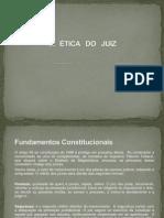 A ÉTICA DO JUIZ