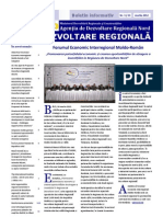 2012, nr. 3, ADR Nord, Buletin Informativ