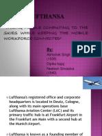 Gp2 Lufthansa Ppt