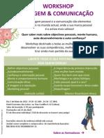 Workshop Imagem e Comunicação 5 Maio 2012 - 2