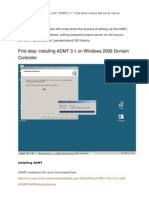 Active Directory Migration Tool From 2003 to 2008