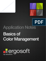 Basics of Color Management