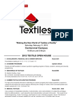 Open House Program2012