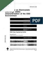 00239607 Ieee Std c62.47-1992 Guide on Electrostatic Dischar