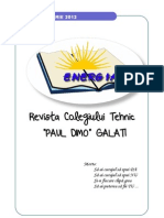 Revista Paul Dimo