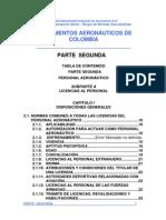 Rac Parte 02 - Personal Aeronáutico