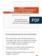 Is-IT Procurement March-2012 NOTES2