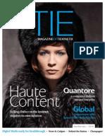 TIE Kinetix Magazine #2