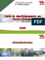 HTR - Aula Centro Cirúrgico 05 - Biossegurança