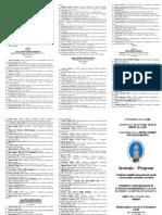 Program Conferinta ISB 12.04