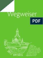Wegweiser JT2012