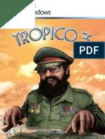Tropico 3 PC Manual De