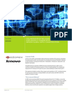 E2 Case Study Lenovo