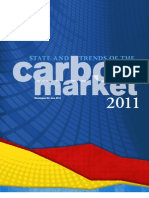 State and Trends of the Carbon Market 2011 High Res