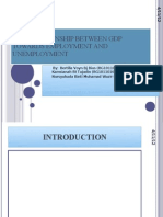 Econometric Presentation