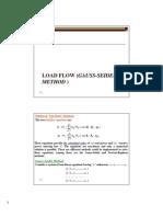 Guass Siedel Method