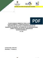 Plan de Manejo Ambiental para el Fortalecimiento y Consolidación de la pequeña Insdustria del Sector de la Construcción en el Municipio de Barrancamermeja